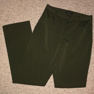 New York and Company dress Pants Size 10 Tall